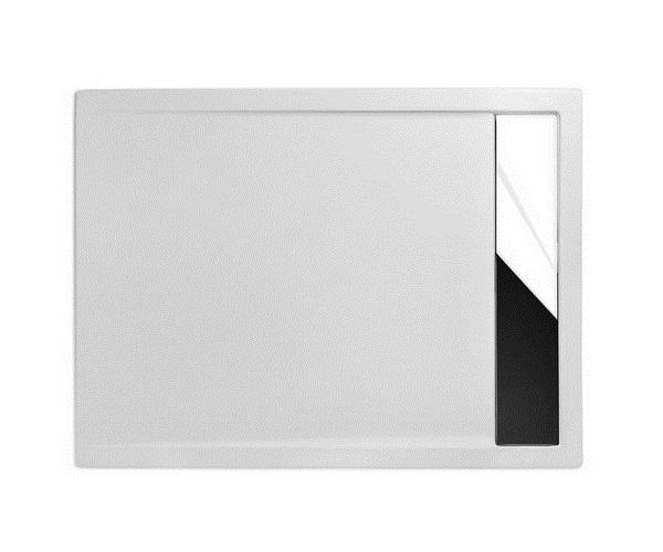Integro 1400 БелыйДушевые поддоны<br>Душевой поддон  Roltechnik Integro 1400 с интегрированной декоративной крышкой, маскирующей сливной сифон. Цвет белый.<br>
