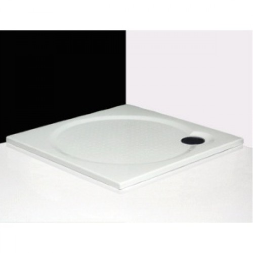Macao-M 800 БелыйДушевые поддоны<br>Душевой поддон квадратный Roltechnik Macao-M 800. Цвет белый.<br>
