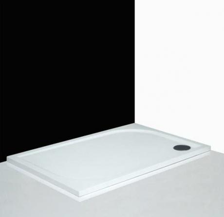 Rectan-M 1000x800 БелыйДушевые поддоны<br>Душевой поддон прямоугольный Roltechnik Rectan-M 1000x800. Цвет белый.<br>