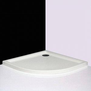 Flat Round 800 БелыйДушевые поддоны<br>Душевой поддон Roltechnik Flat Round 800. Цвет белый.<br>
