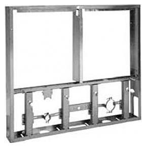 G-Full YXSM ХромИнсталляции<br>Скобы для предварительной инсталляции Hatria G-Full YXSM (левая/правая). Система инсталляции для многофункциональной подвесной скамьи, шириной 1400 мм.<br>