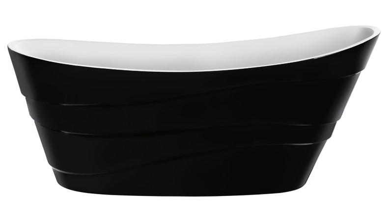 Alya 170  White StarВанны<br>Цельнолитая отдельностоящая акриловая ванна  Lagard Alya 1700x745 White Star из европейского гипоалергенного полиметилметакрилата EMTEC-BASF, Германия - категории  А+. Ванна анатомической формы, с максимально комфортным погружением человека. Ванна поставляется в комплекте со встроенной и полностью укомплектованной системой слива-перелива и гидрозатвора click-clack. По желанию заказчика возможна поставка металлической фурнитуры в цвет: золота, хрома, бронзы или сатинокс. Ванна окрашена металлизированной высокотехнологичной краской для сантехнических изделий и имеет пожизненную гарантию на отслоение. Изделие устанавливается на ножки-опоры с возможностью их регулирования выноса ванны по вертикали в диапазоне 5 см. Функциональный объем воды не превышает 590 л.<br>