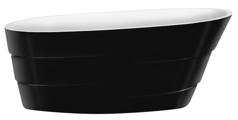 Auguste 170  Black AgateВанны<br>Цельнолитая отдельностоящая акриловая ванна Lagard Auguste 170 Black Agate из европейского гипоалергенного полиметилметакрилата EMTEC-BASF, Германия - категории А+. Ванна анатомической формы, с максимально комфортным погружением человека. Ванна поставляется в комплекте со встроенной и полностью укомплектованной системой слива-перелива и гидрозатвора click-clack. По желанию заказчика возможна поставка металлической фурнитуры в цвет: золота, хрома, бронзы или сатинокс. Ванна окрашена металлизированной высокотехнологичной краской для сантехнических изделий и имеет пожизненную гарантию на отслоение. Изделие устанавливается на ножки-опоры с возможностью их регулирования выноса ванны по вертикали в диапазоне 5 см. Функциональный объем воды не превышает 590 л.<br>