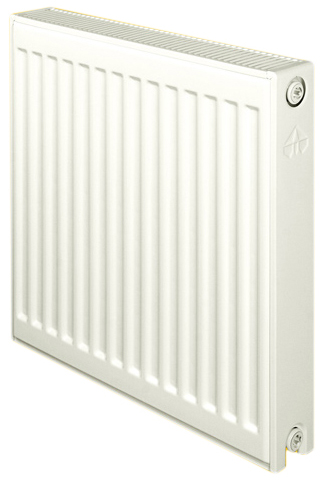 Радиатор отопления Лидея ЛК 20-524 белый