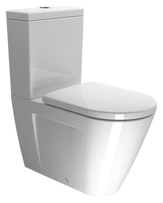 купить Унитаз GSI Norm 68 861711 белый дешево