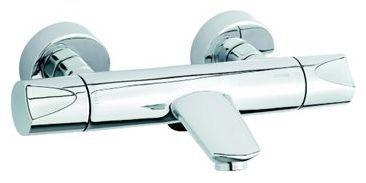 Clover 60500 ХромСмесители<br>Смеситель для ванны/душа Damixa Clover 60500. В комплекте: насадка-аэратор, заглушка для слива.<br>