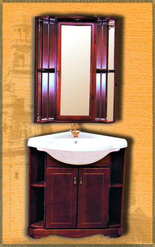 Clio 60x60 НагалМебель для ванной<br>Мебель для ванной Два Водолея Clio 60x60. Цвет нагал. В стоимость входит тумба. Все остальное приобретается отдельно.<br>