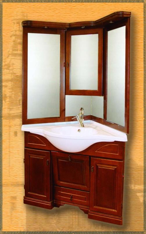 Clio 85x85 НагалМебель для ванной<br>Мебель для ванной Два Водолея Clio 85x85. Цвет нагал. В стоимость входит тумба. Все остальное приобретается отдельно.<br>