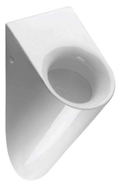 Pura 39 769711 белый глянцевыйПиссуары<br>Писсуар GSI Pura 39 769711 с намеченными отверстиями для установки крышки. Цена указана за писсуар. Все остальное приобретается дополнительно.<br>