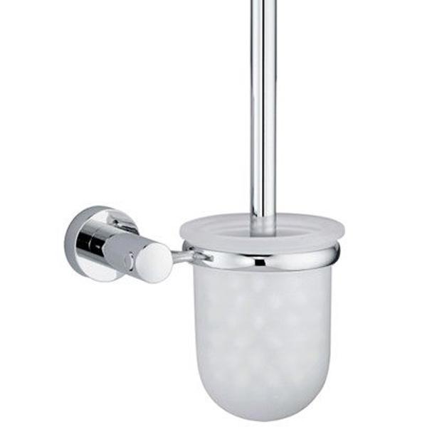 Donau K-9427 БелыйАксессуары для ванной<br>Ершик для унитаза Wasser Kraft Donau K-9427 - это изящное и лаконичное решение для любой ванной комнаты.<br>Материал: керамика, металл.<br>Размер: 15,1x11,4x37,8 см.<br>