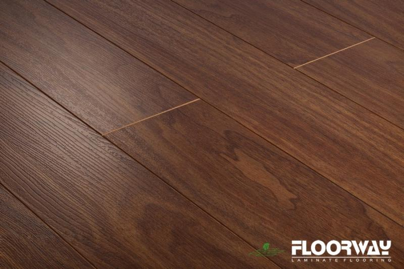 Ламинат Floorway Standart Американский орех НТ - 980 - фото