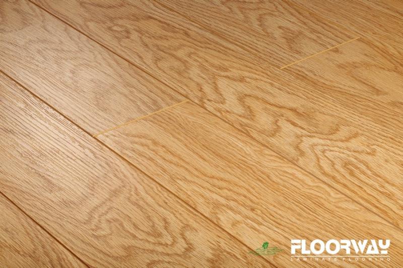 Ламинат Floorway Standart Американский выбеленный дуб ХМ - 824 - фото