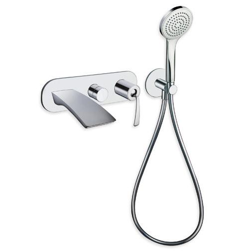 Смеситель для ванны Cristina Bollicine BO 108 Хром смеситель для ванны cristina bollicine bo 190 хром