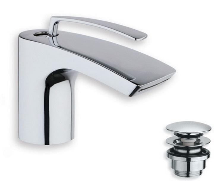 Смеситель для биде Cristina Bollicine BO 320 Хром смеситель для ванны cristina bollicine bo 190 хром