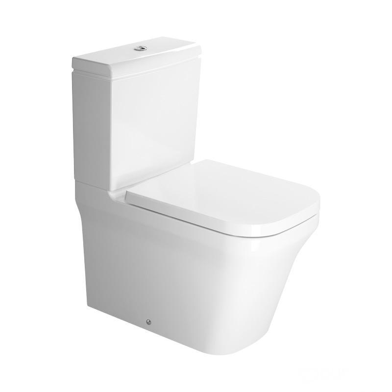 P3 Comforts 2167090000 БелыйУнитазы<br>Унитаз напольный P3 Comforts 2167090000. В данной модели применяется инновационная технология водоснабжения Duravit Rimless®, которая гарантирует отличные результаты смыва даже с небольшим количеством воды. Комплектация - без бачка и сиденья.<br>
