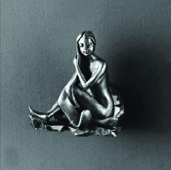 Juno AM-B-0712 МедьАксессуары для ванной<br>Крючок Art&amp;Max Juno AM-B-0712-C.<br>