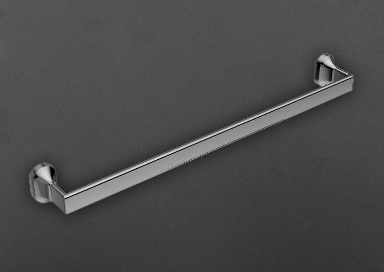 Ovale AM-4024B ХромАксессуары для ванной<br>Держатель для полотенец Art &amp; Max Ovale AM-4024B.<br>