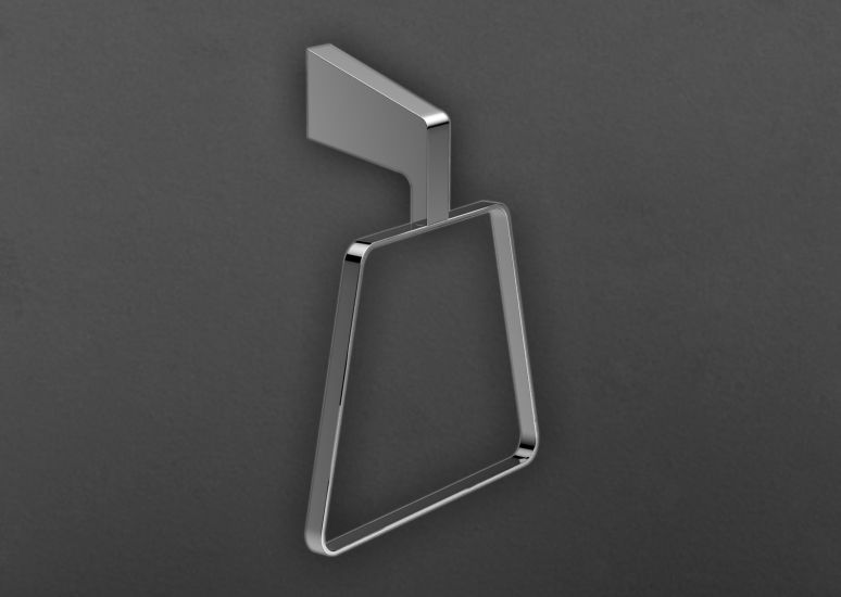 Techno AM-4180 ХромАксессуары для ванной<br>Держатель для полотенец Art &amp; Max Techno AM-4180.<br>