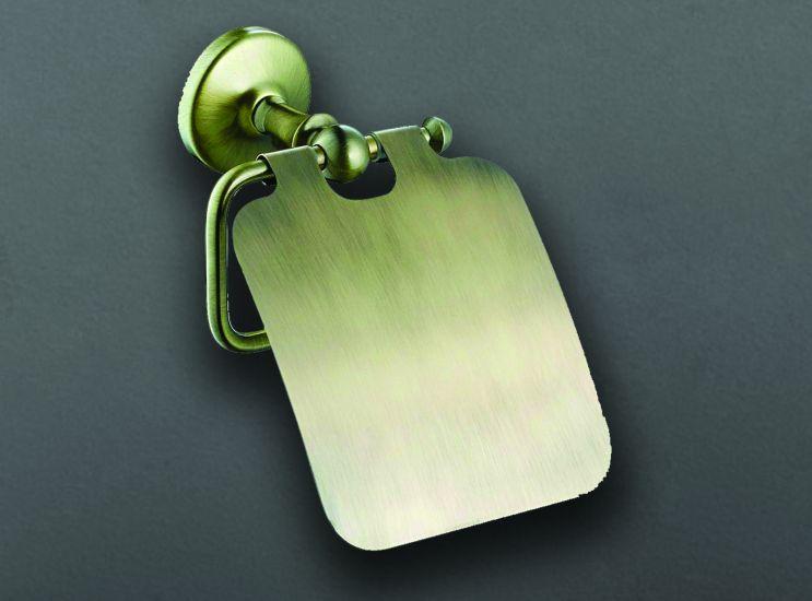 Antic AM-2683Q БронзаАксессуары для ванной<br>Держатель для туалетной бумаги Art &amp; Max Antic AM-2683Q.<br>