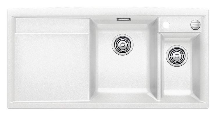 blanco axia ii 6 s 516822. Black Bedroom Furniture Sets. Home Design Ideas