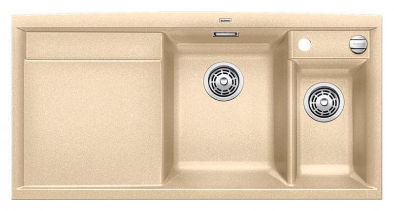 Кухонная мойка Blanco Axia II 6-S 516824 Шампань