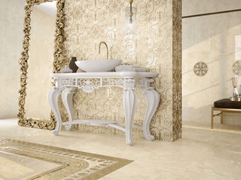 Керамическая плитка Saloni Terme Beige 31x60 настенная стоимость
