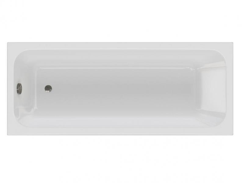 Eco Friendly Мия 170x70 без гидромасажаВанны<br>Ванна акриловая Акватек Eco Friendly Мия 170x70 EFVA170. Дно ванны усилено листом ДСП. В комплекте поставки: чаша ванны.<br>