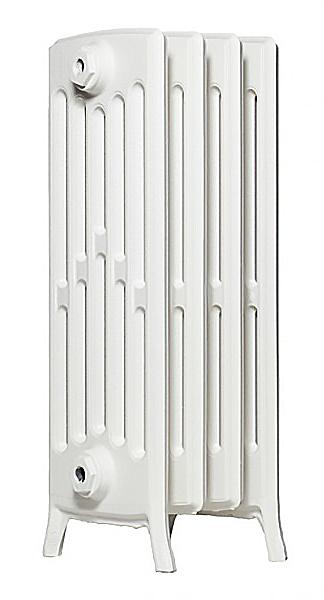 Derby М 6/500 x14Радиаторы отопления<br>Стоимость указана за 14 секций. Чугунный секционный радиатор RETROstyle Derby M 6/500 660x882x250 мм с боковым подключением. Межосевое расстояние - 500 мм. Радиаторы поставляются покрытые грунтовкой выбранного цвета. Дополнительно могут быть окрашены в один из цветов палитры RAL (глянец), NCS (матовый), комбинированный (основной цвет + акцент на узорах), покраска с патинацией (old gold; old silver, old cupper) и дизайнерское декорирование. Установочный комплект приобретается дополнительно.<br>