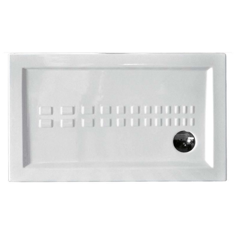 Patti Doccia P2065201А БелыйДушевые поддоны<br>Душевой поддон Althea Ceramica Patti Doccia P2065201А, слив диаметр 90мм, белый, без упаковки. Все дополнительные комплектующие приобретаются отдельно.<br>