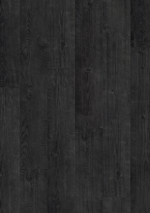 Ламинат Quick Step Impressive IM1862 Дуб чёрная ночь 1380х190х8 мм best dinner best dinner high premium консервы для собак с натуральной курицей 0 34 кг