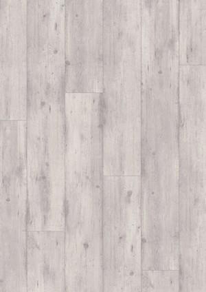Ламинат Quick Step Impressive IM1861 Реставрированный дуб светло-серый 1380х190х8 мм стоимость