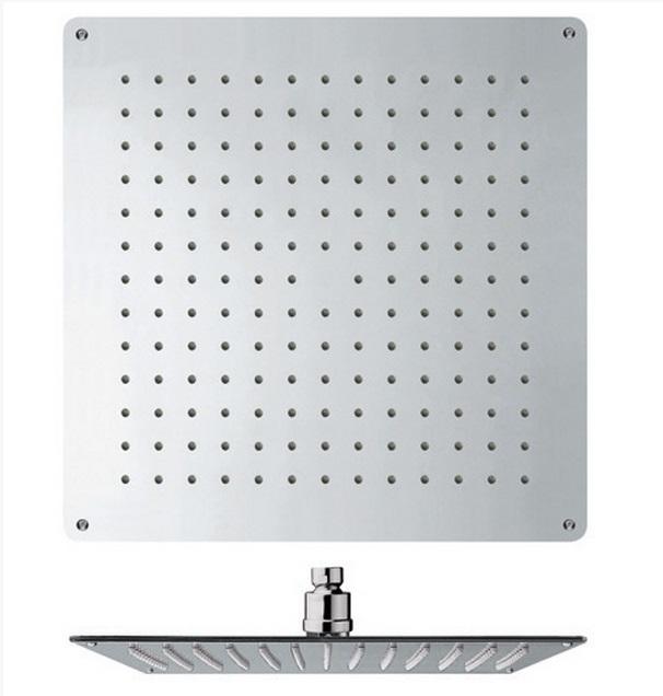 Верхний душ Cristina Sandwich PD 362 Нержавеющая сталь