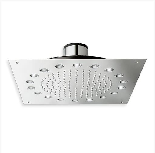 Верхний душ Cristina Dynamo PD 368 Хром