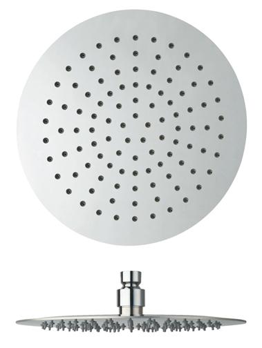 Sandwich PD 048 ХромВерхние души<br>Верхний душ Cristina Sandwich  PD 04851 диаметром 250 мм.  С защитой от известковых отложений.<br>