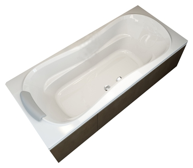 Фото - Акриловая ванна Ravak Campanula II 170 без гидромассажа акриловая ванна ravak rosa 95 150x95 r без гидромассажа