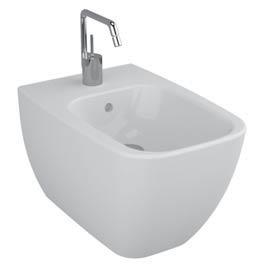 Shift 4394B003-0290 подвесное БелоеБиде<br>Биде Vitra Shift 4394B003-0290 подвесное.<br>Современный дизайн изделия прекрасно впишется в интерьер любой ванной комнаты.<br>Материал: санфарфор толщиной 18 мм, не впитывающий грязь.<br>Одно отверстие под смеситель.<br>Слив-перелив.<br>