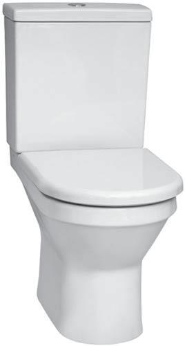 S 50 5321B003-0075 БелыйУнитазы<br>Унитаз Vitra 5321B003-0075 S 50. Бачок и сиденье приобретается отдельно.<br>