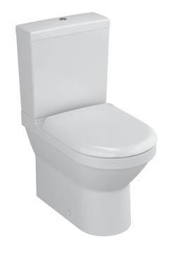 S 50 5427B003-0092 БелыйУнитазы<br>Напольный унитаз с бидеткой Vitra 5427B003-0092, бачок и сиденье приобретаются отдельно.<br>
