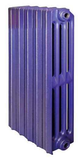 Lille 623/130 x2Радиаторы отопления<br>Стоимость указана за 2 секции. Чугунный секционный радиатор RETROstyle Lille 623/130 683x120x130 мм с боковым подключением. Межосевое расстояние - 623 мм. Радиаторы поставляются покрытые грунтовкой выбранного цвета. Дополнительно могут быть окрашены в один из цветов палитры RAL (глянец), NCS (матовый), комбинированный (основной цвет + акцент на узорах), покраска с патинацией (old gold; old silver, old cupper) и дизайнерское декорирование. Установочный комплект приобретается дополнительно.<br>