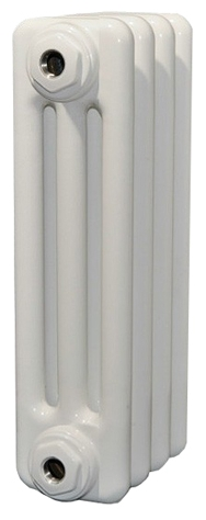 Derby CH 500/110 x5Радиаторы отопления<br>Стоимость указана за 5 секций. Чугунный секционный радиатор RETROstyle Derby CH 500/110 580x300x110 мм с боковым подключением. Межосевое расстояние - 500 мм. Радиаторы поставляются покрытые грунтовкой выбранного цвета. Дополнительно могут быть окрашены в один из цветов палитры RAL (глянец), NCS (матовый), комбинированные (основной цвет + акцент на узорах), покраска с патинацией (old gold; old silver, old cupper) и дизайнерское декорирование. Установочный комплект приобретается дополнительно.<br>