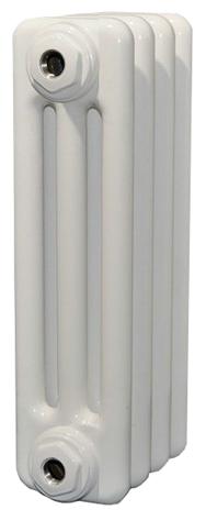 Derby CH 500/110 x9Радиаторы отопления<br>Стоимость указана за 9 секций. Чугунный секционный радиатор RETROstyle Derby CH 500/110 580x540x110 мм с боковым подключением. Межосевое расстояние - 500 мм. Радиаторы поставляются покрытые грунтовкой выбранного цвета. Дополнительно могут быть окрашены в один из цветов палитры RAL (глянец), NCS (матовый), комбинированные (основной цвет + акцент на узорах), покраска с патинацией (old gold; old silver, old cupper) и дизайнерское декорирование. Установочный комплект приобретается дополнительно.<br>