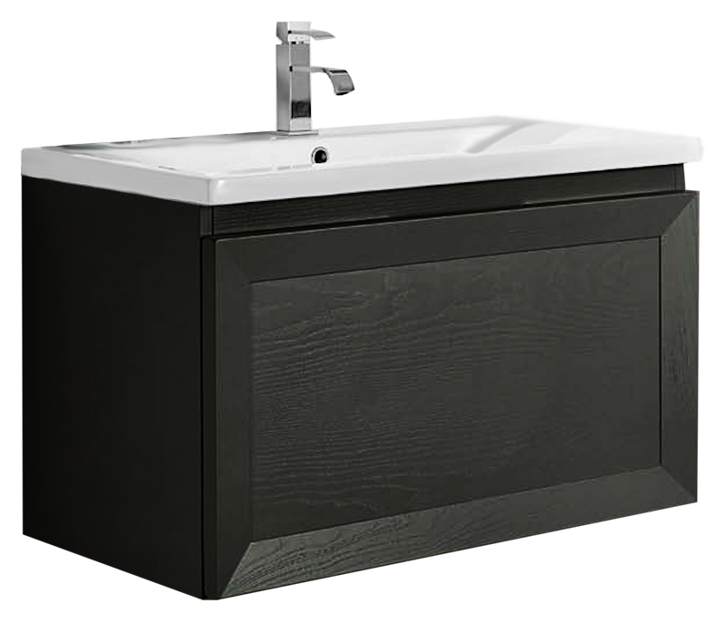 Paola 80 grigio ardesiaМебель для ванной<br><br>