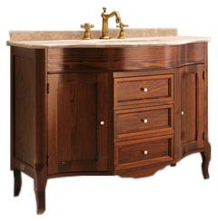 Rebecca 105 pergamonМебель для ванной<br>Тумба под раковину Eban Rebecca 105, цвет pergamon. Ощущение мягкости, которое излучает мебель Eban, и неповторимый узор прожилок обеспечиваются благодаря обработке дерева, сохраняющей открытые поры.Такая отделка подчеркивает самые естественные характеристики дерева и его натуральность. Цена указана за тумбу. Все остальное приобретается дополнительно.<br>