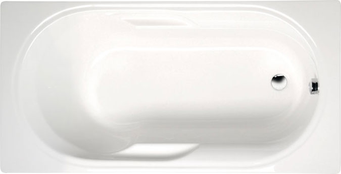 Mirela 150x75 БелаяВанны<br>Ванна акриловая Alpen Mirela 150х75 овальная. Цена указана только за ванну, все дополнительное оборудование приобретается отдельно.<br>