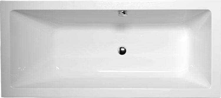 Mimoa 170x75 БелаяВанны<br>Ванна акриловая Alpen Mimoa 170х75 прямоугольная.<br>
