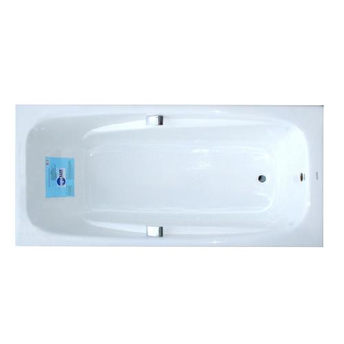 Чугунная ванна Aqualux 180x85 ZYA-24C-2 O Белая