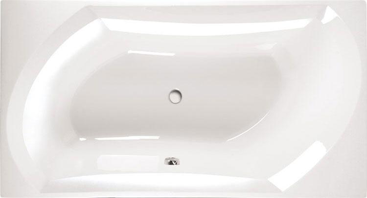 Salsa 190x100 БелаяВанны<br>Ванна акриловая Alpen Salsa 190x100 прямоугольная. Цена указана только за ванну, все дополнительное оборудование приобретается отдельно.<br>