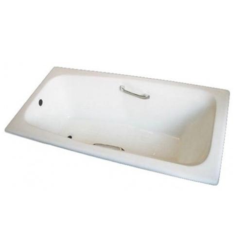 180x80 ZYA-24 O БелаяВанны<br>Чугунная ванна Aqualux 180x80 ZYA-24 O. Классический вид, прямоугольная форма, элегантный дизайн. Цвет исполнения - белый. Комплект поставки включает в себя чашу ванны, ручки и ножки.<br>