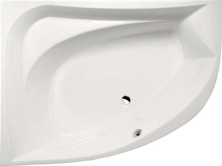 Tanya 160x120 L БелаяВанны<br>Ванна акриловая Alpen Tanya 160x120 L нестандартной формы.<br>