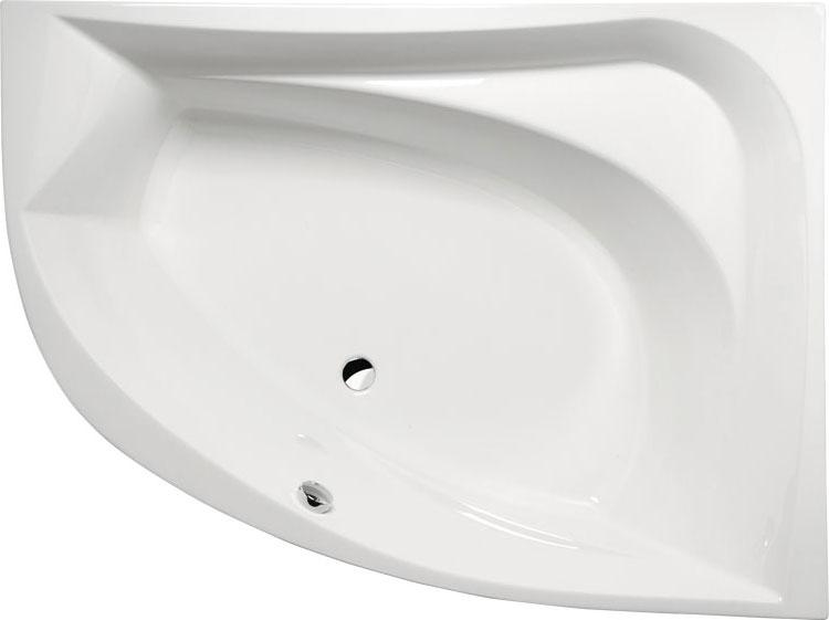 Tanya 160x120 R БелаяВанны<br>Ванна акриловая Alpen Tanya 160x120 R нестандартной формы.<br>